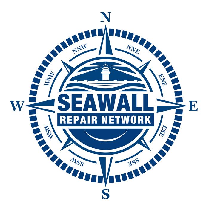 Seawall Repair Network Icon