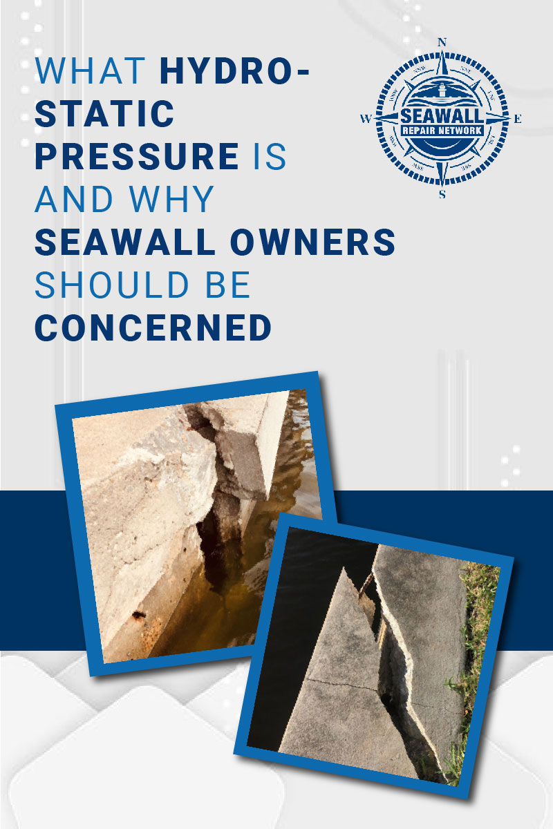 Body - What Hydro-Static Pressure Is and Why Seawall Owners Should Be Concerned