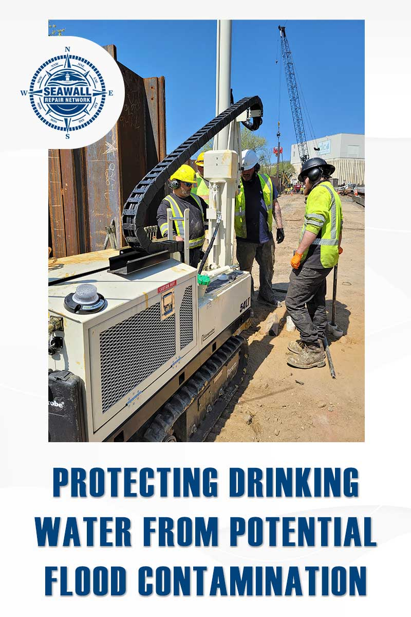 Body - Protecting Drinking Water from Potential Flood Contamination